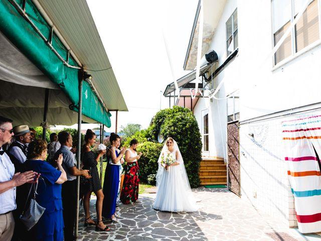 Il matrimonio di Rodolphe e Elisa a Torviscosa, Udine 76