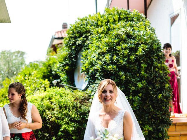 Il matrimonio di Rodolphe e Elisa a Torviscosa, Udine 79