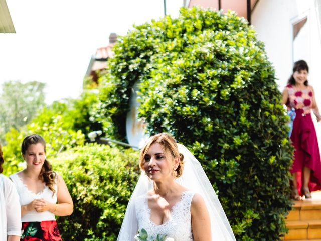 Il matrimonio di Rodolphe e Elisa a Torviscosa, Udine 80