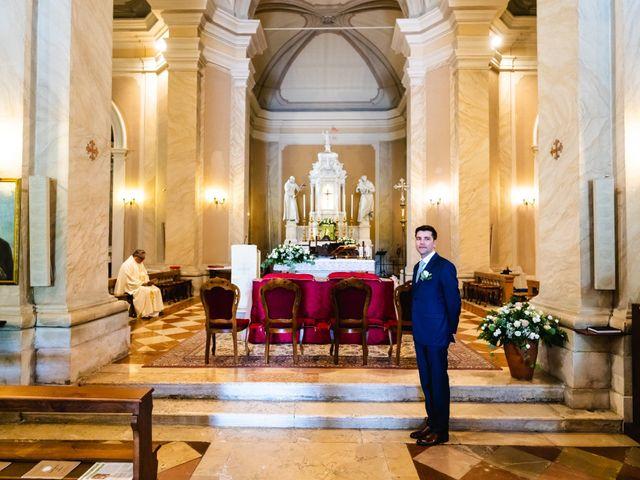 Il matrimonio di Rodolphe e Elisa a Torviscosa, Udine 90