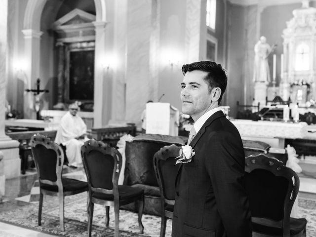 Il matrimonio di Rodolphe e Elisa a Torviscosa, Udine 93