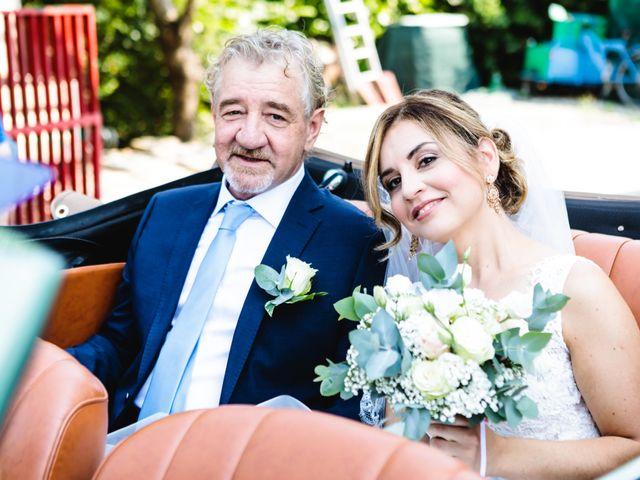 Il matrimonio di Rodolphe e Elisa a Torviscosa, Udine 98
