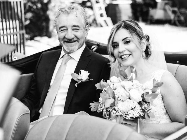 Il matrimonio di Rodolphe e Elisa a Torviscosa, Udine 99