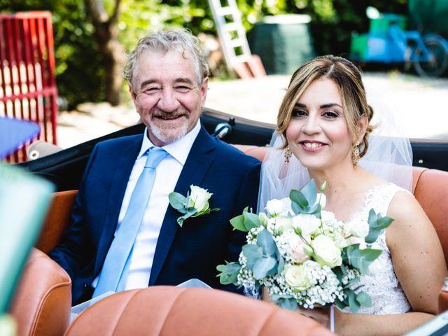 Il matrimonio di Rodolphe e Elisa a Torviscosa, Udine 100
