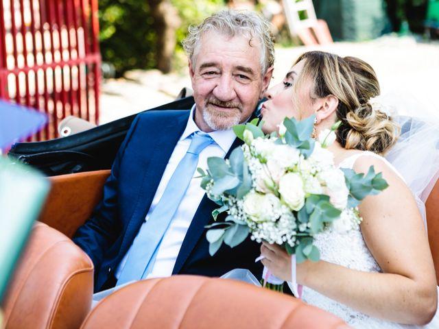 Il matrimonio di Rodolphe e Elisa a Torviscosa, Udine 101