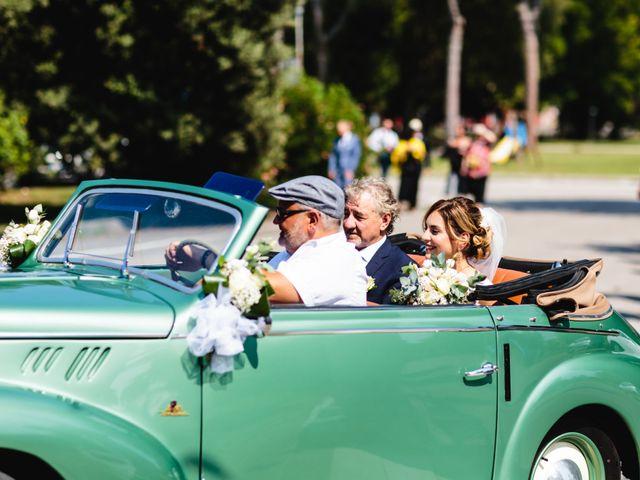 Il matrimonio di Rodolphe e Elisa a Torviscosa, Udine 105