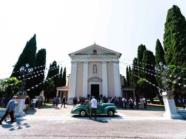 Il matrimonio di Rodolphe e Elisa a Torviscosa, Udine 110