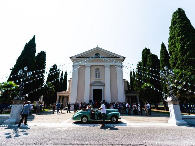 Il matrimonio di Rodolphe e Elisa a Torviscosa, Udine 111