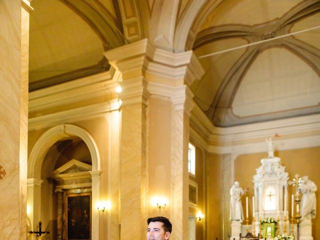 Il matrimonio di Rodolphe e Elisa a Torviscosa, Udine 112