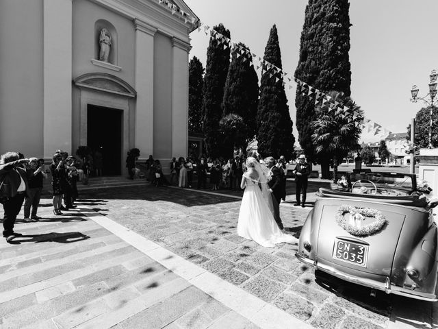 Il matrimonio di Rodolphe e Elisa a Torviscosa, Udine 116