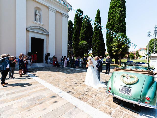 Il matrimonio di Rodolphe e Elisa a Torviscosa, Udine 117