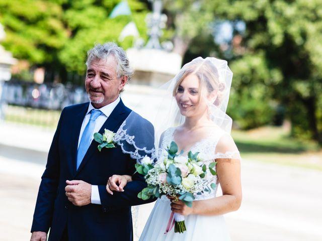 Il matrimonio di Rodolphe e Elisa a Torviscosa, Udine 118