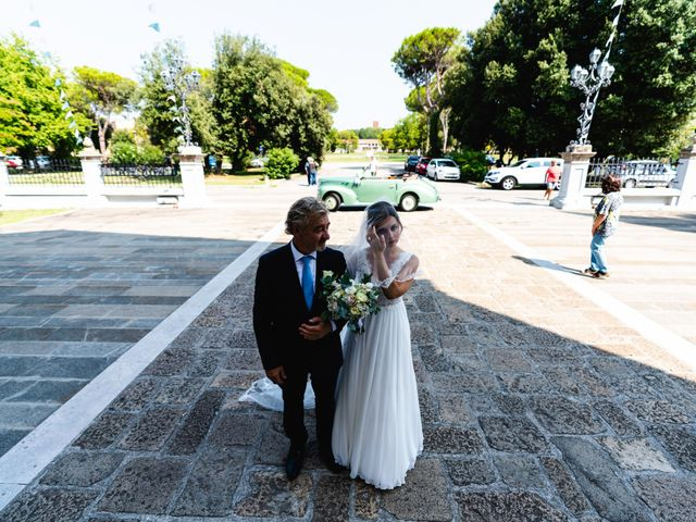 Il matrimonio di Rodolphe e Elisa a Torviscosa, Udine 122
