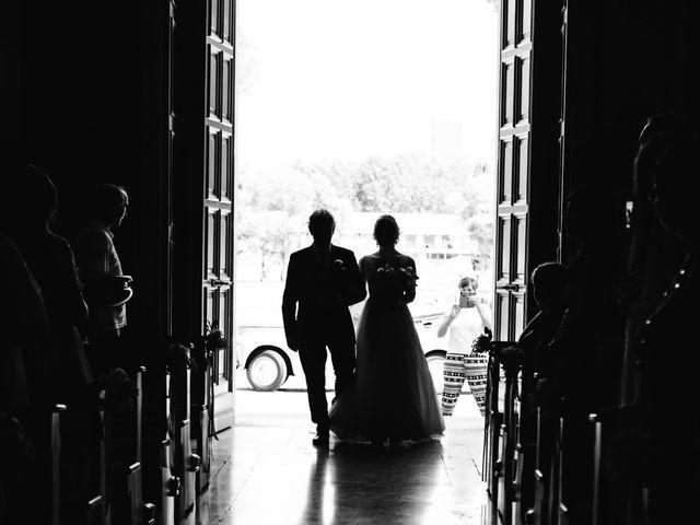 Il matrimonio di Rodolphe e Elisa a Torviscosa, Udine 126