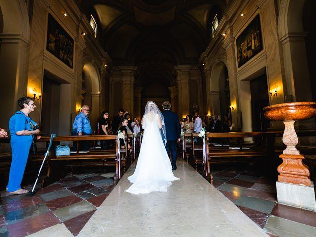 Il matrimonio di Rodolphe e Elisa a Torviscosa, Udine 129