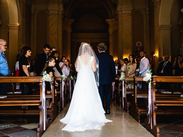 Il matrimonio di Rodolphe e Elisa a Torviscosa, Udine 130