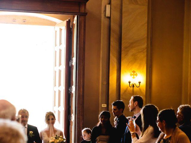 Il matrimonio di Rodolphe e Elisa a Torviscosa, Udine 131
