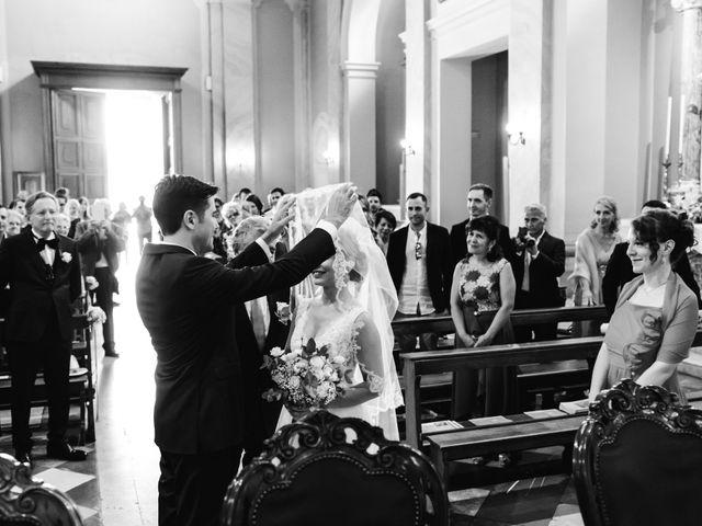 Il matrimonio di Rodolphe e Elisa a Torviscosa, Udine 137