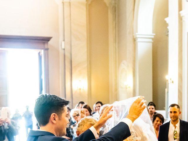 Il matrimonio di Rodolphe e Elisa a Torviscosa, Udine 138
