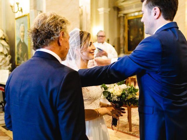 Il matrimonio di Rodolphe e Elisa a Torviscosa, Udine 139