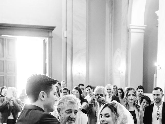 Il matrimonio di Rodolphe e Elisa a Torviscosa, Udine 140