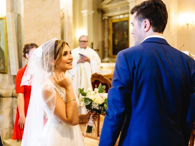 Il matrimonio di Rodolphe e Elisa a Torviscosa, Udine 141