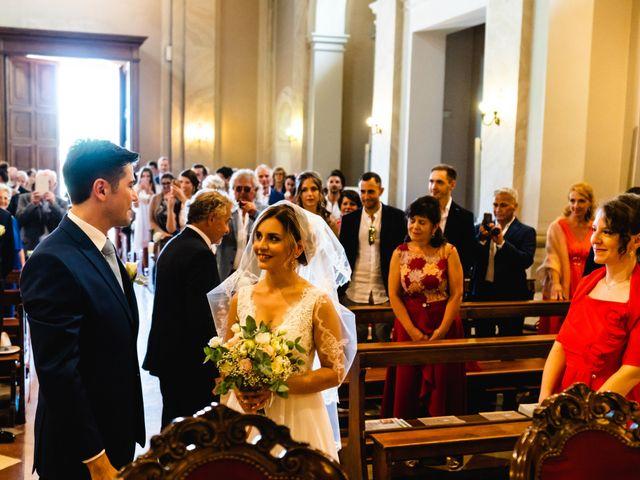 Il matrimonio di Rodolphe e Elisa a Torviscosa, Udine 142