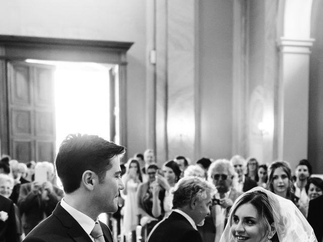 Il matrimonio di Rodolphe e Elisa a Torviscosa, Udine 143