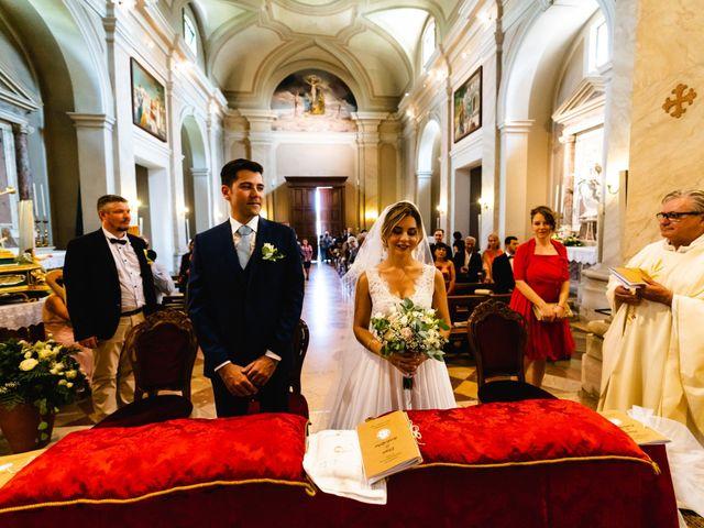 Il matrimonio di Rodolphe e Elisa a Torviscosa, Udine 144