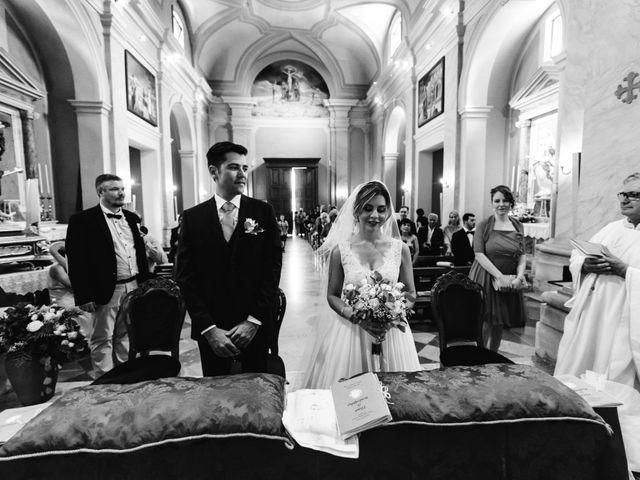 Il matrimonio di Rodolphe e Elisa a Torviscosa, Udine 145