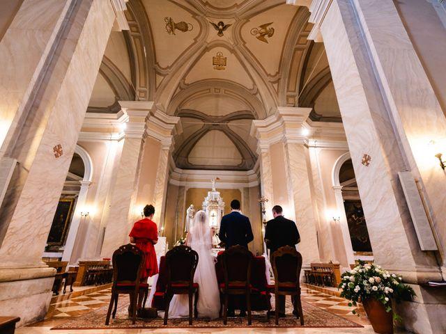 Il matrimonio di Rodolphe e Elisa a Torviscosa, Udine 154
