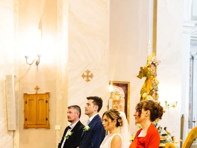 Il matrimonio di Rodolphe e Elisa a Torviscosa, Udine 155