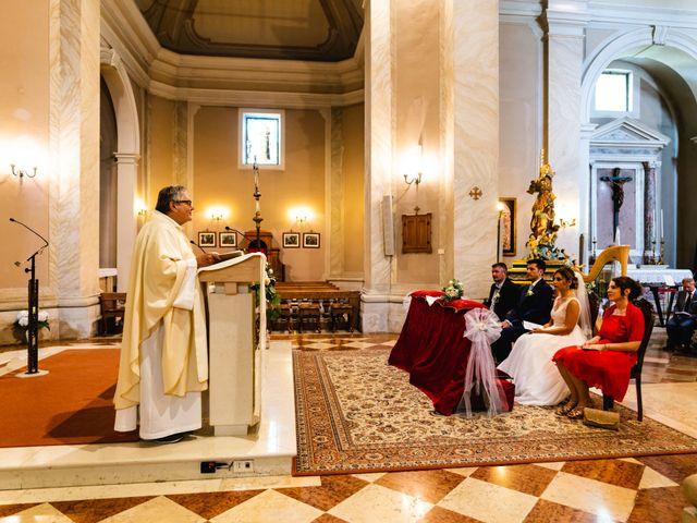 Il matrimonio di Rodolphe e Elisa a Torviscosa, Udine 156