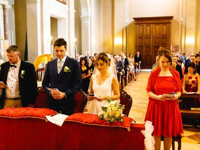 Il matrimonio di Rodolphe e Elisa a Torviscosa, Udine 157