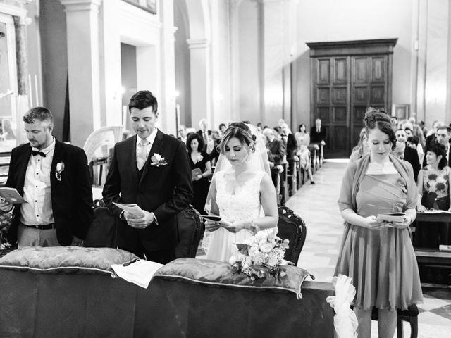 Il matrimonio di Rodolphe e Elisa a Torviscosa, Udine 158