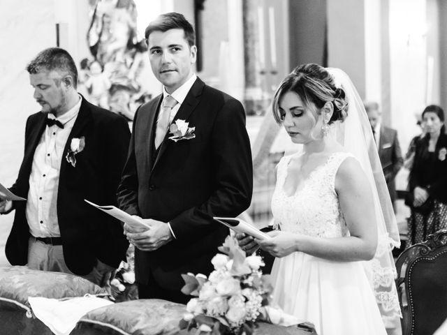 Il matrimonio di Rodolphe e Elisa a Torviscosa, Udine 160