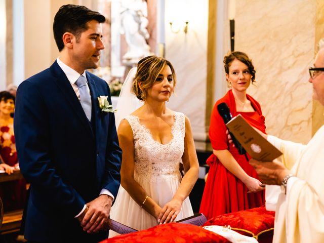 Il matrimonio di Rodolphe e Elisa a Torviscosa, Udine 165