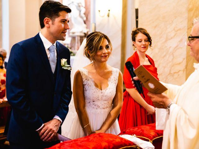 Il matrimonio di Rodolphe e Elisa a Torviscosa, Udine 166