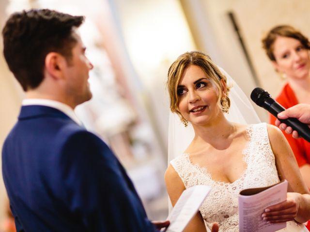 Il matrimonio di Rodolphe e Elisa a Torviscosa, Udine 174