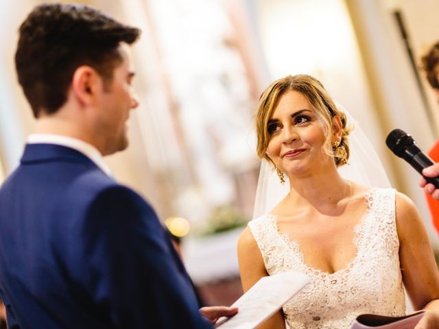 Il matrimonio di Rodolphe e Elisa a Torviscosa, Udine 175
