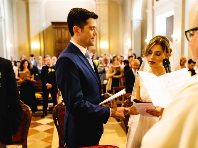 Il matrimonio di Rodolphe e Elisa a Torviscosa, Udine 177