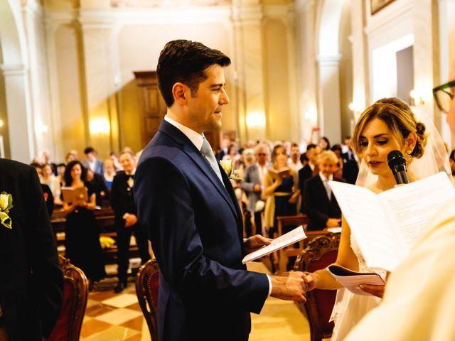 Il matrimonio di Rodolphe e Elisa a Torviscosa, Udine 178