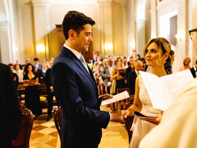 Il matrimonio di Rodolphe e Elisa a Torviscosa, Udine 180