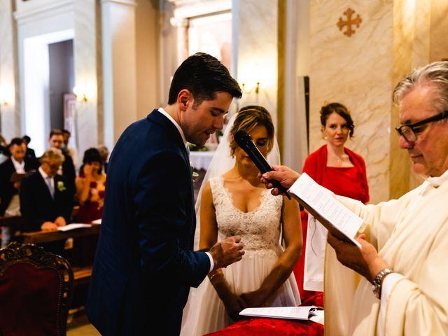 Il matrimonio di Rodolphe e Elisa a Torviscosa, Udine 188