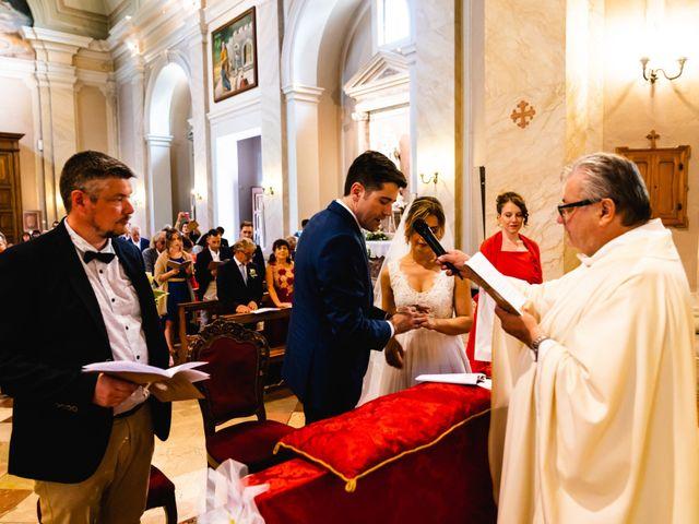 Il matrimonio di Rodolphe e Elisa a Torviscosa, Udine 190