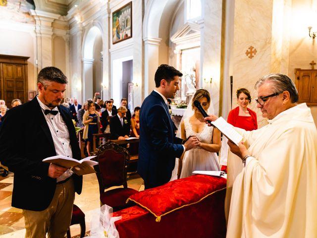 Il matrimonio di Rodolphe e Elisa a Torviscosa, Udine 195