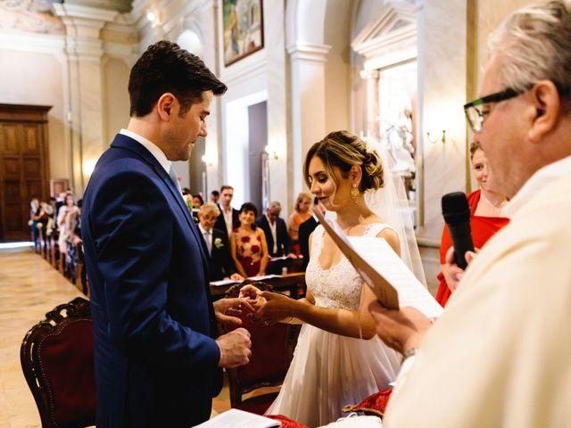 Il matrimonio di Rodolphe e Elisa a Torviscosa, Udine 206