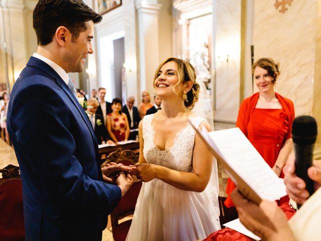 Il matrimonio di Rodolphe e Elisa a Torviscosa, Udine 210