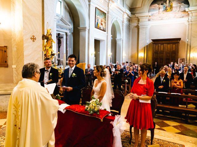 Il matrimonio di Rodolphe e Elisa a Torviscosa, Udine 211