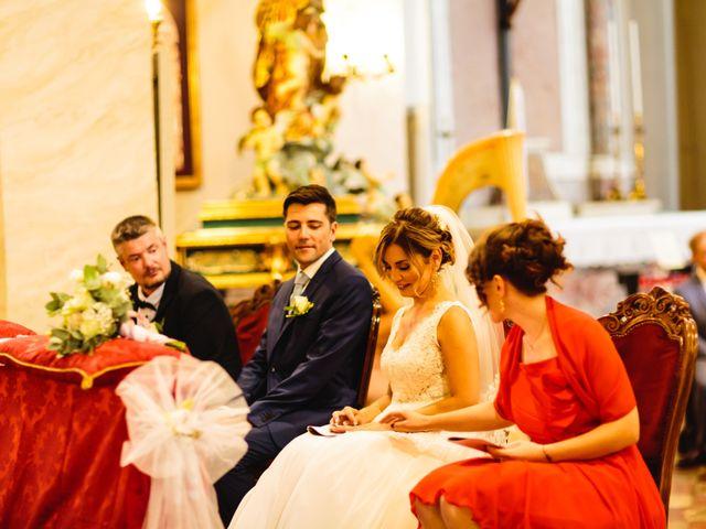 Il matrimonio di Rodolphe e Elisa a Torviscosa, Udine 213